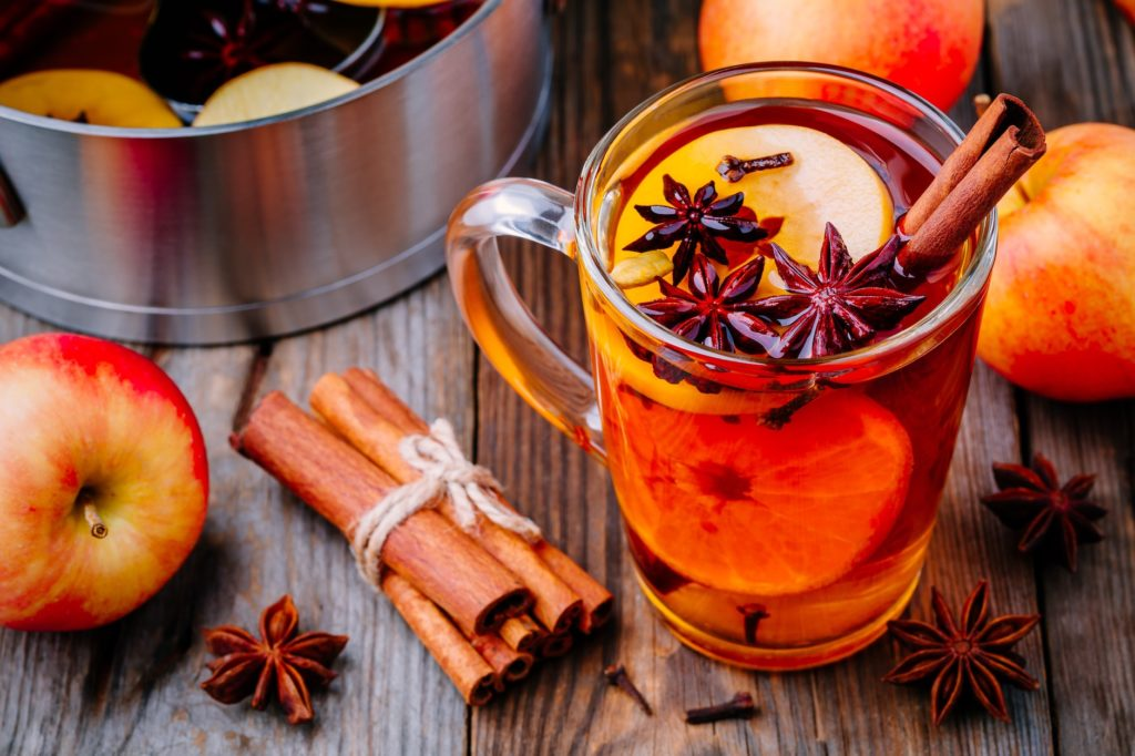 Apple cider - Mulled Wine