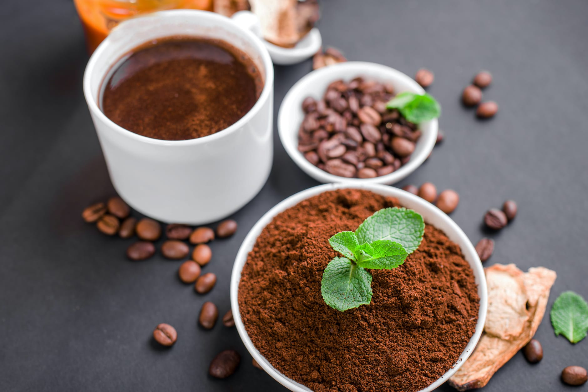 What The Heck Is Mushroom Coffee (And Should You Drink It)?image preview