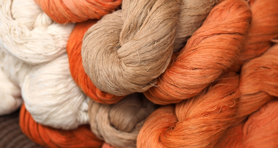 Wool - dyed colors