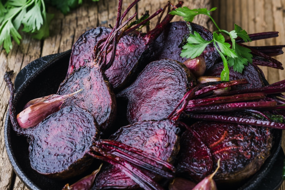 Beetroot - Roasted beets