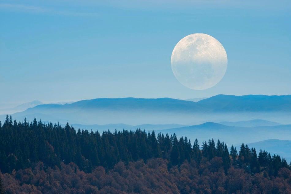 Sky - Lunar eclipse