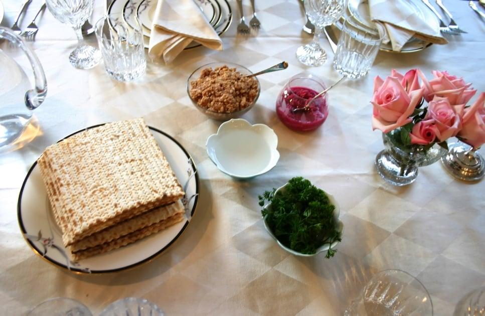 Jewish cuisine - Passover