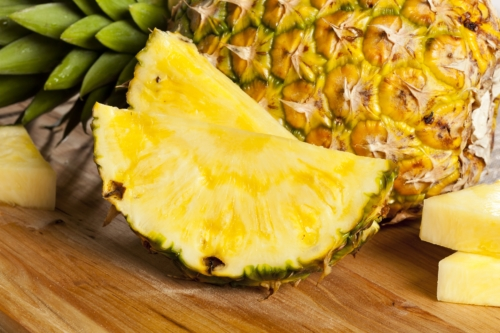 Pineapple To The Rescue image