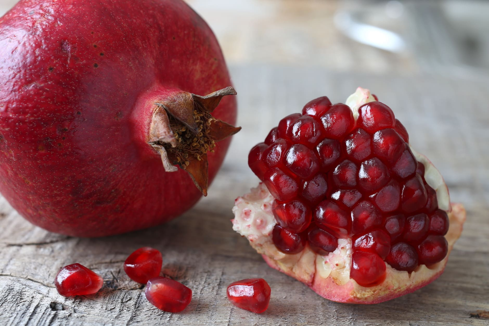 Are Pomegranates Healthy? Here's Everything You Need To Knowimage preview