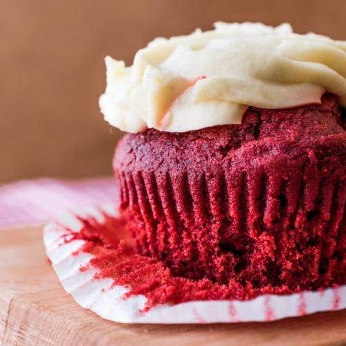 Cupcake - Red velvet cake