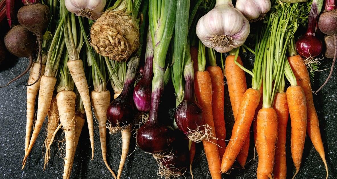 Root Vegetables - Vegetable