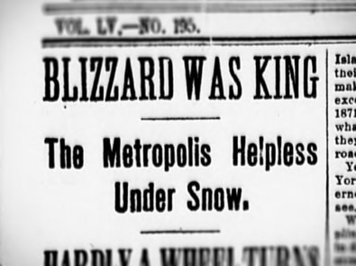 The Schoolhouse Blizzard of 1888 featured image
