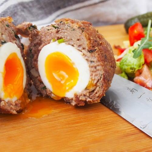 Scotch egg - Egg