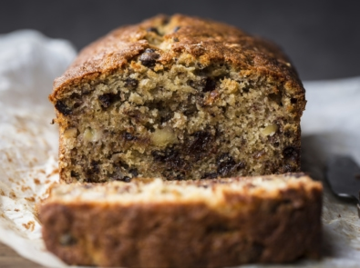 Easy, Short-Cut Banana Bread featured image