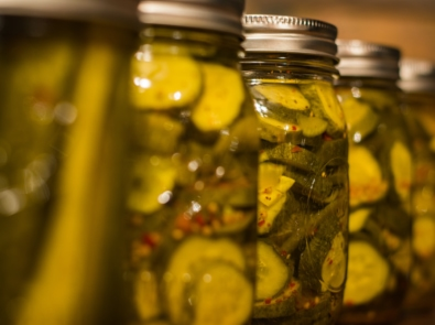 Sous Vide Canning (Cucumbers and Jalapeño Peppers) featured image