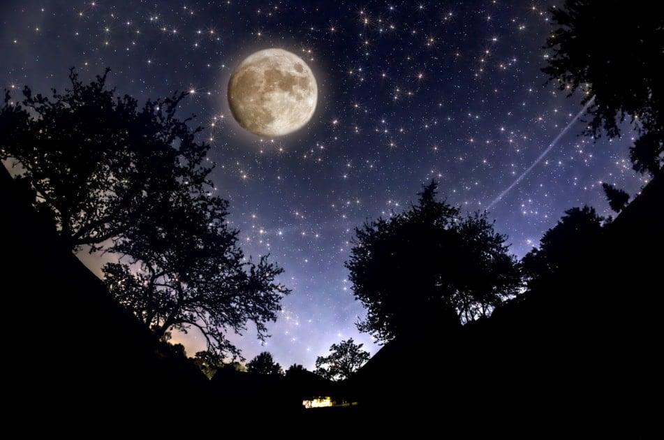 Supermoon - Moon