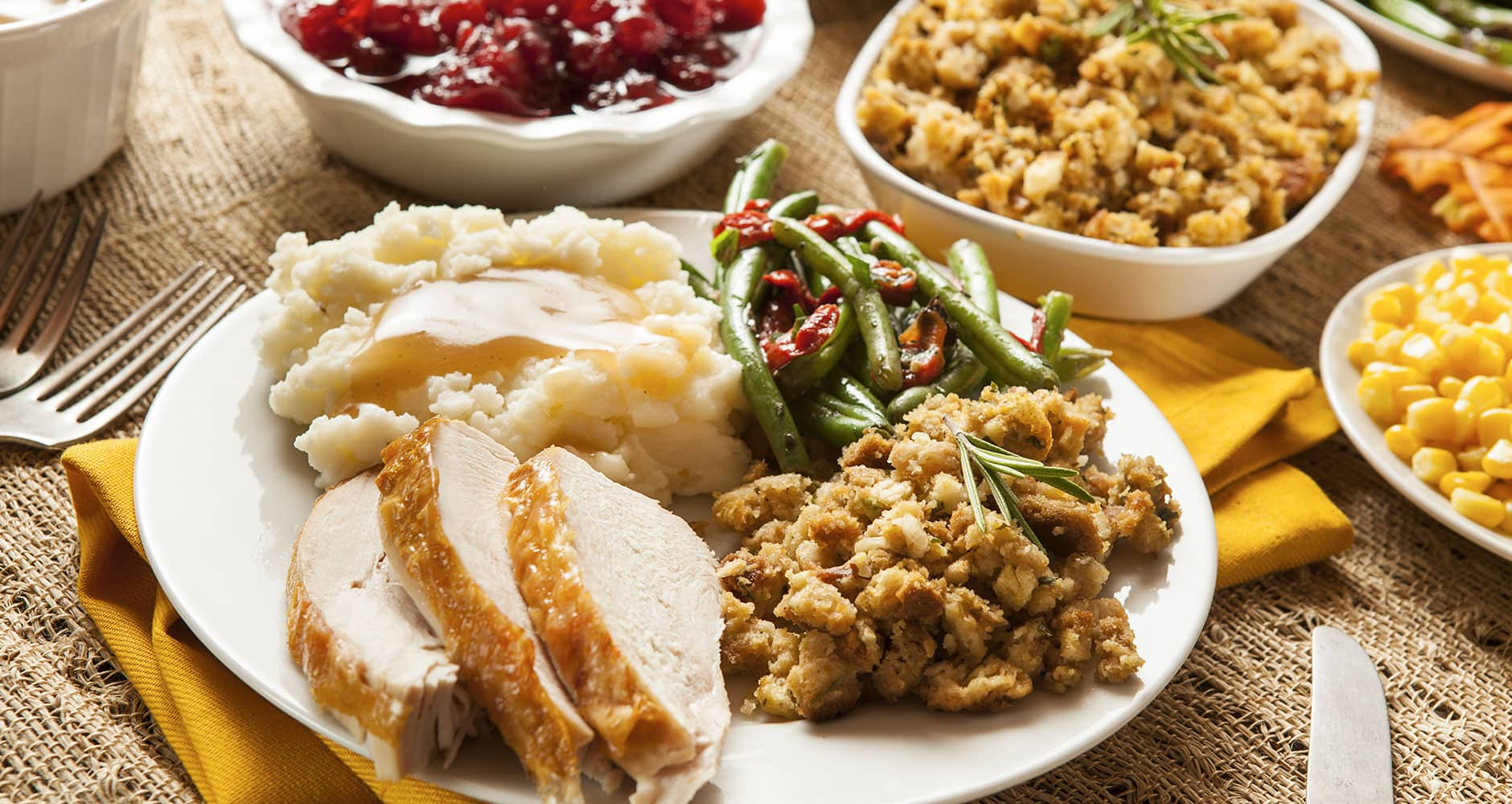 3 Delicious Stuffing Recipes For Thanksgivingimage preview