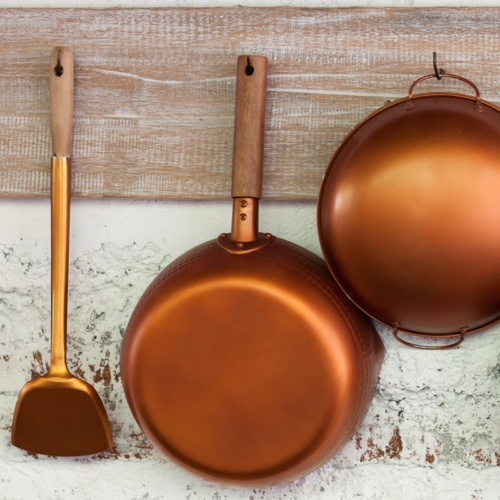 Polishing Brass & Copper image