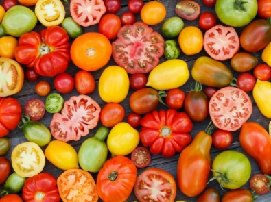 10 Things To Do With All Your Garden Tomatoes featured image