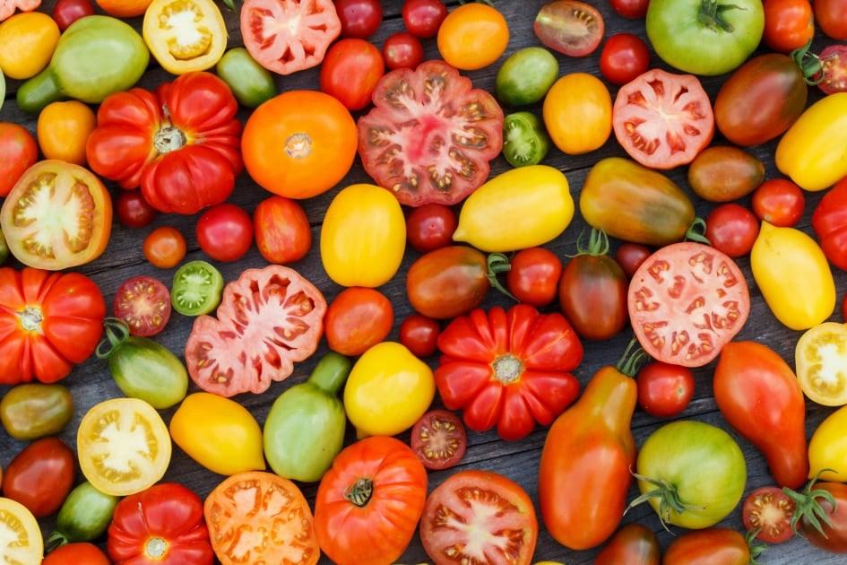 Cherry Tomatoes - Heirloom Tomato