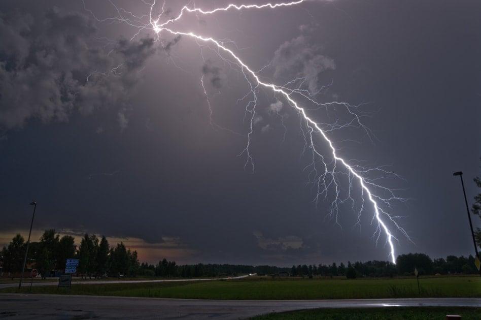 Thunderstorm - Lightning