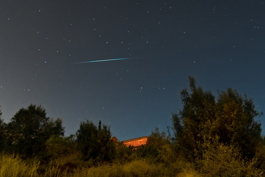 Get Ready For the Delta Aquarids Meteor Shower