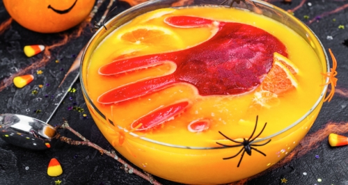 Halloween punch - Punch