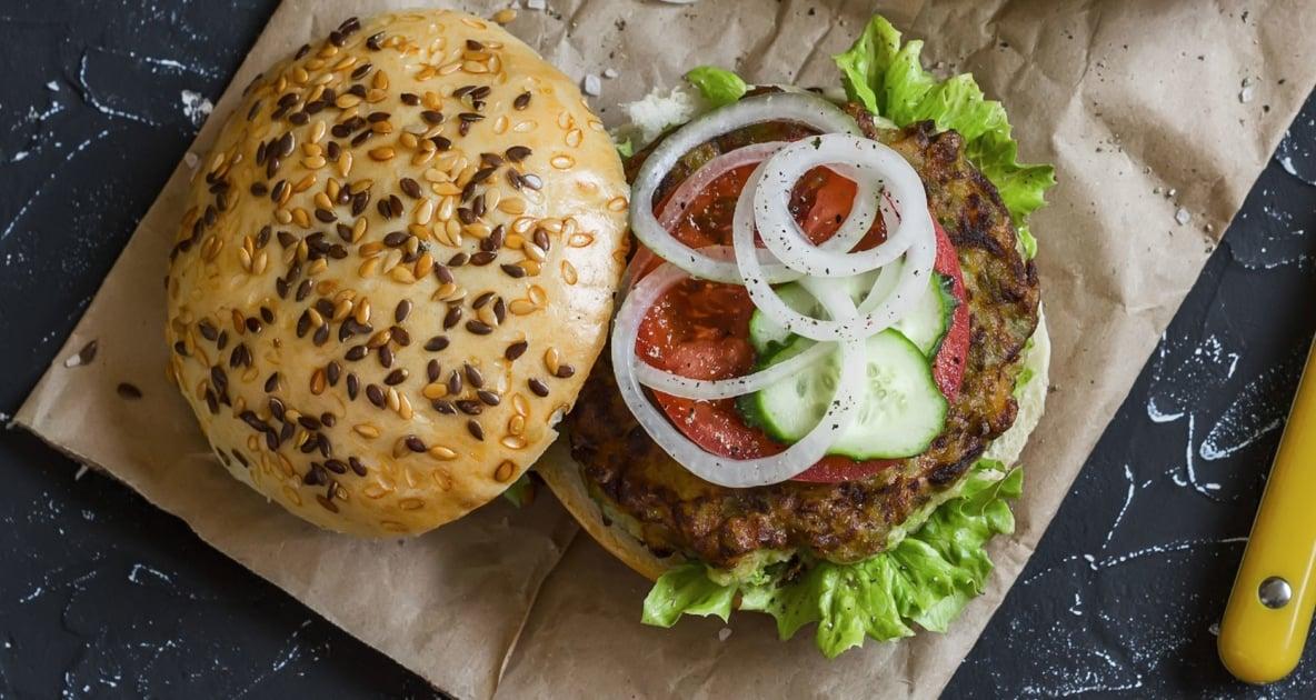 Burger - Veggie Burger