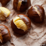 Sweet chestnut - Roasted chestnuts