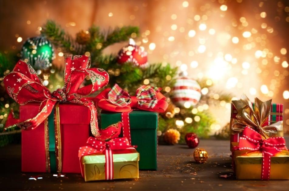 Christmas gift - Christmas Day