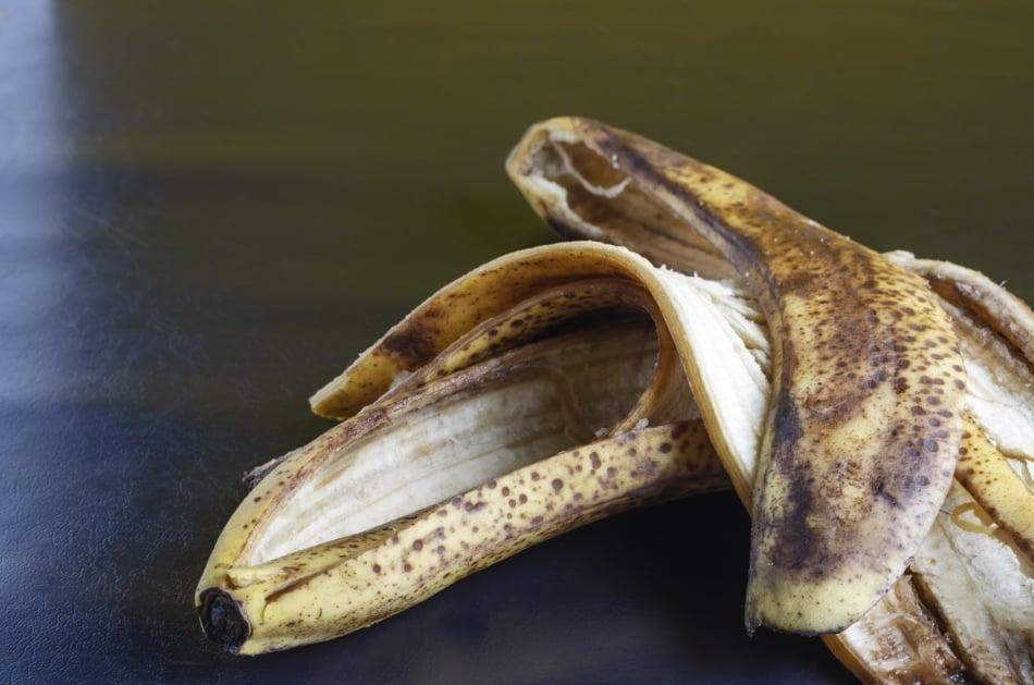 Stock photography - Overripe bananas