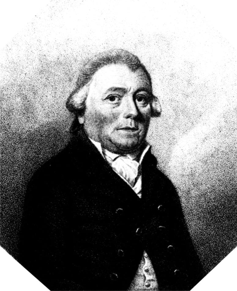 Scottish botanist, William Forsyth