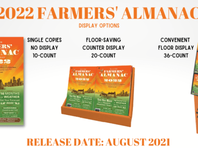 Sell The Farmers' Almanac In Your Retail Store featured image